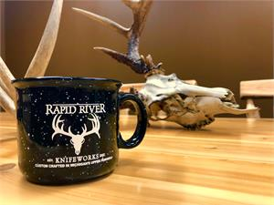 Rapid River Knifeworks 14oz Camp Mugs