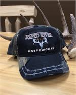 Rapid River Knifeworks Camouflage Hat