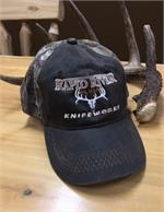 Rapid River Knifeworks Camouflage Oil Cloth Hat